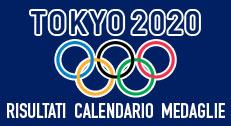 TOKYO 2020 Calendario, Risultati e Medagliere Olimpiadi