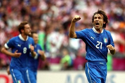 Italia Croazia Pirlo - Sportapp.it
