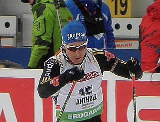 Andreas Birnbacher biathlon