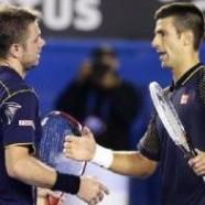 Australian Open: Federer di lusso, Djokovic di grinta