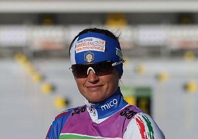 Karin Oberhofer biathlon Italia