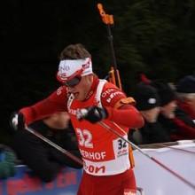 Mondiali di biathlon 2013: Mass start a Boe