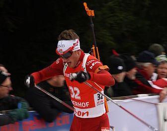 Tarej Boe biathlon