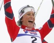 Staffetta femminile: Dominio Norvegia!