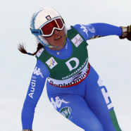 Mondiali di sci alpino 2013: Fanchini d'argento in discesa!