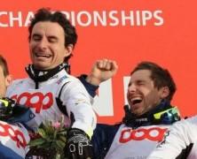 Val di Fiemme 2013: La combinata nordica a squadre!