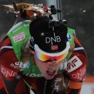 Mondiali di biathlon 2013: Norvegia d'oro nella mista!