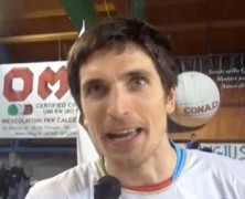 Play off Serie A1: L'intervista a Giorgio De Togni!