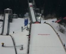 Mondiali Val di Fiemme 2013: Salto con gli sci!