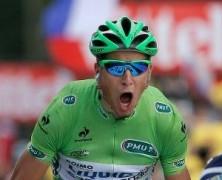Tirreno-Adriatico: Sagan firma la tappa!
