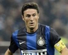 Serie A: La gioia della Juve e il dolore di Zanetti