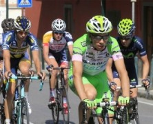 Giro d'Italia 2013: Brinda il giovane Battaglin!