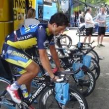 Interviste e video curiosi del Giro d'Italia!