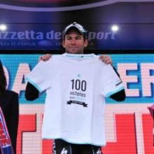 Cavendish vince a Treviso ed arriva a quota 100!