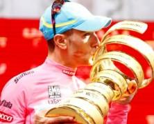 Cinquina di Cavendish e festa rosa per Nibali!