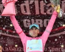 Nibali mette il sigillo sul 96° Giro d'Italia!