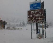Tappa annullata causa neve!