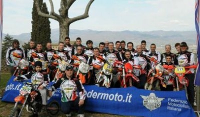 moto club adventures di Anghiari