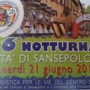 XXVI Notturna di Sansepolcro: la presentazione