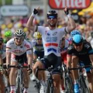 Cavendish rompe il ghiaccio al Tour de France!