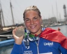 Grimaldi vince l'oro mondiale nel fondo