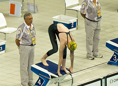 Cate Campbell nuoto