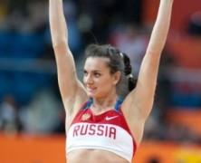 Mosca festeggia il titolo della zarina Isinbaeva!
