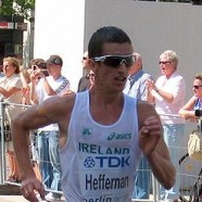 Heffernan domina la 50 km di marcia!