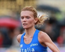 Valeria Straneo d'argento nella maratona!