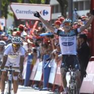 Vuelta 2013: Stybar brucia Gilbert