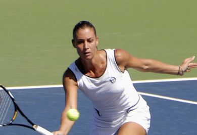 Flavia Pennetta tennis