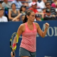 US Open: Avanti Pennetta e Vinci, out Federer