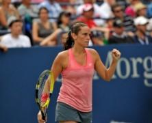 US Open: Avanti Pennetta e Vinci, out Federer