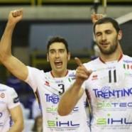 Serie A1: Macerata sola in vetta, Trento ok!
