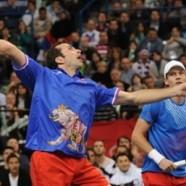 Coppa Davis: Il doppio alla Repubblica Ceca