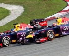 F1: Vettel e Red Bull insaziabili!