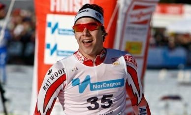 Alex Harvey Tour de Ski