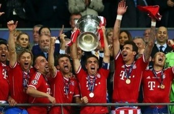 Bayern Monaco Champions League