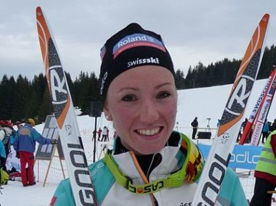 Selina Gasparin biathlon