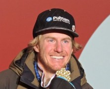 Spettacolo Ligety, tripudio Gut