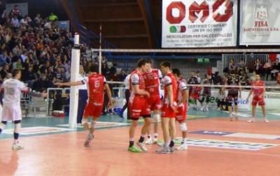 Città di Castello vince il derby con Perugia