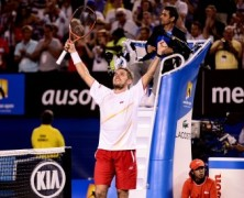 Australian Open: Il re è Wawrinka