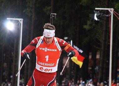 Svendsen biathlon