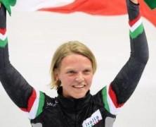 Arianna Fontana di nuovo sul podio olimpico!