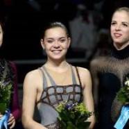 Carolina Kostner è bronzo nel pattinaggio