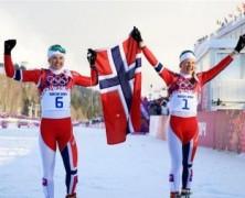 Norvegia d'oro con Hattestad e Falla