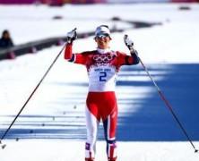 Olimpiadi: Bjoergen impone la sua legge