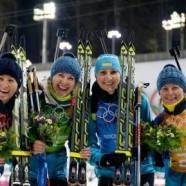 Ad Ucraina e Canada la copertina olimpica