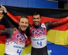 La Germania guida il medagliere