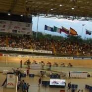 Mondiali di ciclismo su pista: I primi ori